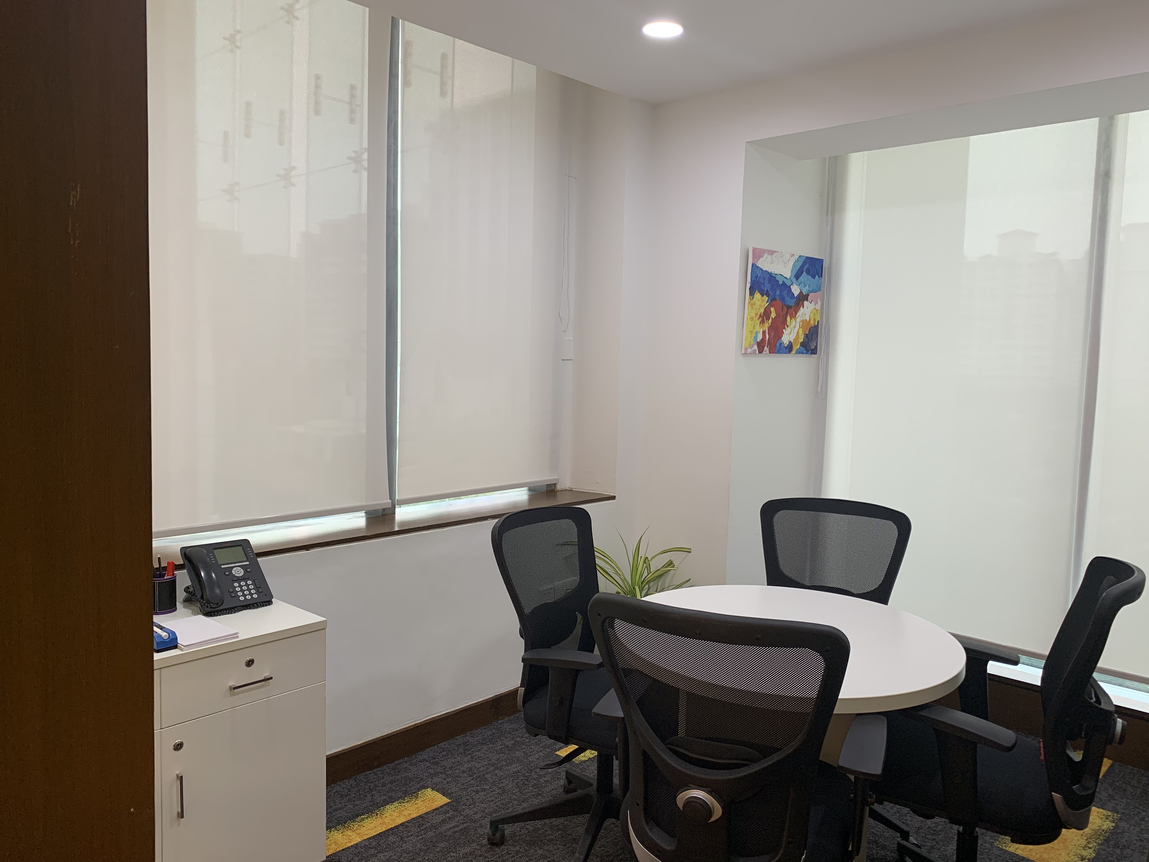 Meeting Rooms in Deskriver business Centre in Gurgaon